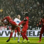 Antwerp vervloekt 'Didier Diagne'