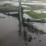 Dronebeelden tonen schade door storm Gloria