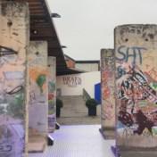 Kunstbeurs Brafa veilt vijf stukken Berlijnse muur
