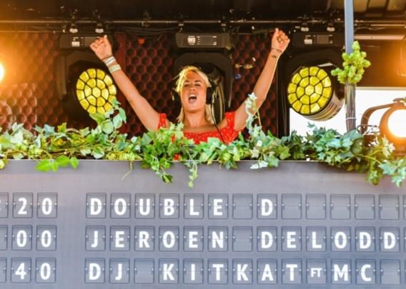 Kat Kerhofs komt draaien op Tomorrowland
