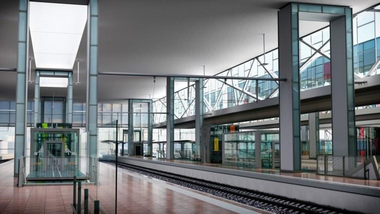 Dit zijn de nieuwe plannen voor Sint-Pietersstation in Gent