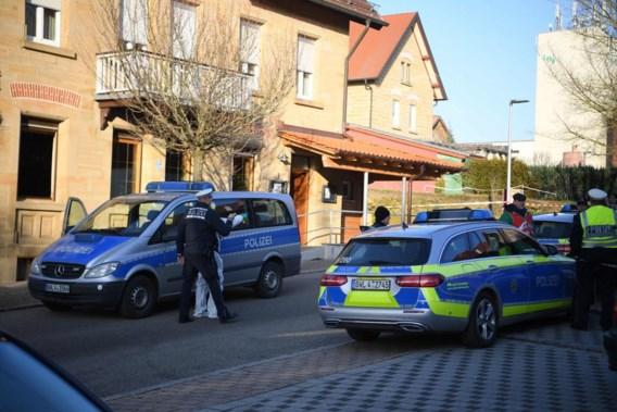 Familiedrama in Duitsland: zes doden, onder wie ouders van verdachte