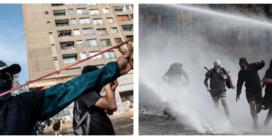'Wij gebruiken pas geweld als de politie begint'