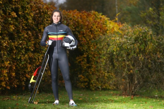 Europe Cup skeleton: Katrien De Neve sluit af met 16de plaats in Altenberg