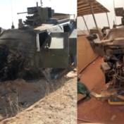 Belgische militairen rijden op explosief in Mali: drie gewonden