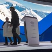 Thunberg vs. Trump, maar hoe keek de zakelijke elite in Davos naar het klimaatprobleem?