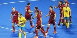 Hockey Pro League: Red Lions winnen overtuigend van Australië en zijn opnieuw nummer één van de wereld