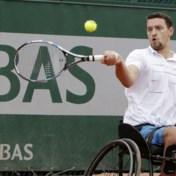 Rolstoeltennisser Joachim Gérard wint met Melbourne Open een voorbereidingstoernooi op eerste Grand Slam