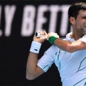 Novak Djokovic staat in de kwartfinales Australian Open, tienersensatie Corrie Gauff sneuvelt in Amerikaans duel