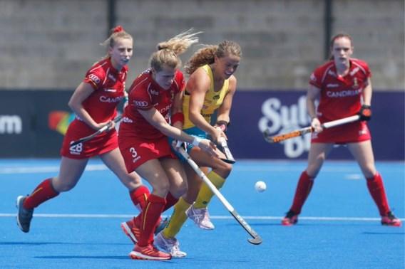 Hockey Pro League: Belgische vrouwen houden Australië in bedwang en winnen nadien shoot-outs