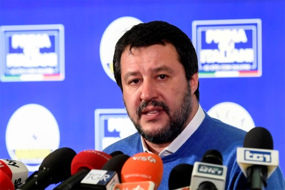 Salvini stoot centrumlinks niet van de troon in Emilia-Romagna