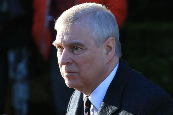 Prins Andrew werkt niet mee met Amerikaans onderzoek naar Epstein