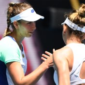 Geen kwartfinale voor Elise Mertens op Australian Open