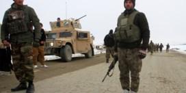 Taliban zeggen achter crash Amerikaans vliegtuig in Afghanistan te zitten