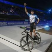 Moreno De Pauw staat in zijn allerlaatste zesdaagse derde na dag vier