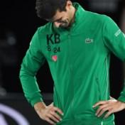 Djokovic, die Bryant bejubelde daags voor diens dood, huilt om verlies van 'mentor'
