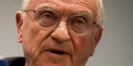 Parlement wil tekst en uitleg van Luc Van den Brande
