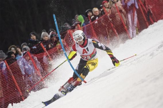 Geen tweede run voor Armand Marchant in Schladming