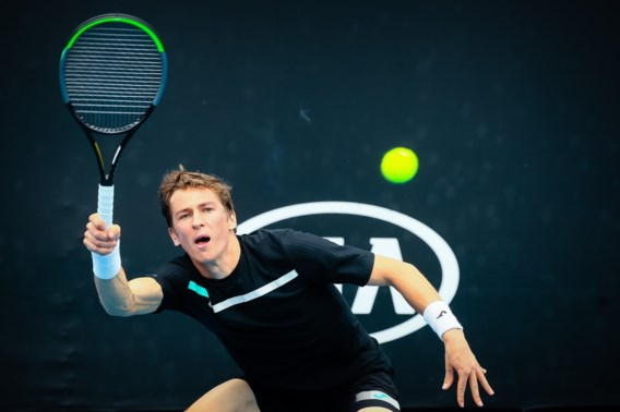 Geen eerste Australian Open voor Kimmer Coppejans
