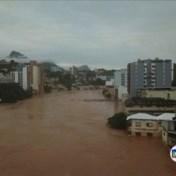 Zeker 50 doden bij zwaarste regenval in 110 jaar in Brazilië