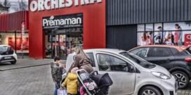 Kinder- en babykleding minder populair in de winkelstraat