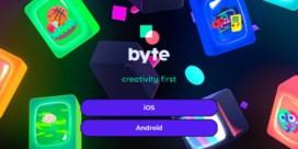 Voorganger van Tiktok terug onder nieuwe naam Byte