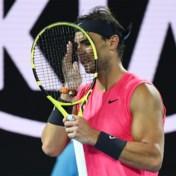 Exit Rafael Nadal op Australian Open, Dominic Thiem naar halve finale