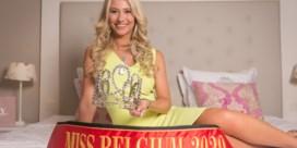 Miss België strikt gastrol in 'Mooi en meedogenloos'