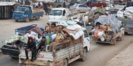 Assad jaagt duizenden Syriërs richting Turkije