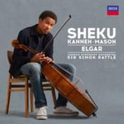 Elgar: celloconcerto . Sheku Kanneh-Mason, Simon Rattle, zie onder