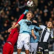 Club Brugge geraakt niet voorbij Charleroi