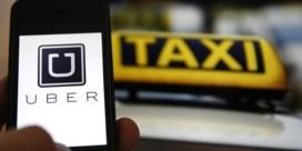 Taxisector: 'Vlaamse regering rijdt liever voor multinational Uber'