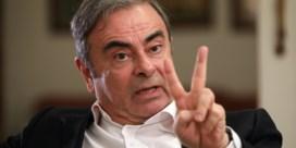 Japan schrijft nieuw arrestatiebevel tegen Carlos Ghosn