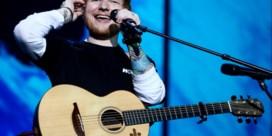 Beleg eens in Ed Sheeran