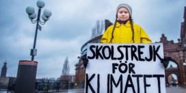 Het merk Greta: klimaatactiviste wil haar naam beschermen tegen malafide figuren