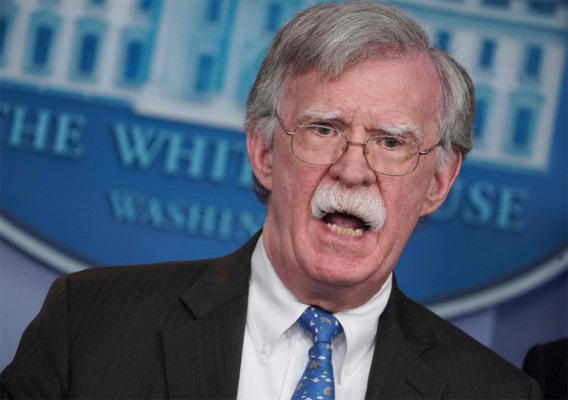 Witte Huis verzet zich tegen boek van Bolton