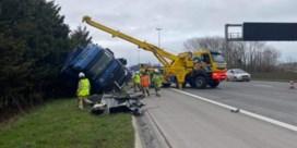 Hinder door dodelijk verkeersongeval op E17