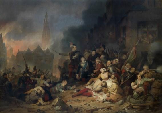 Antwerps stadsbestuur streng voor herdenking Spaanse Furie in Madrid
