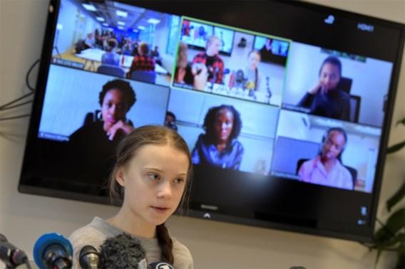 Greta Thunberg vestigt aandacht op Afrikaanse activisten na racismeklacht