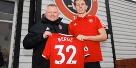 Sander Berge ruilt Racing Genk voor Sheffield United