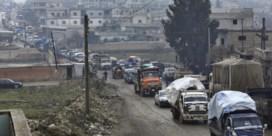 Assad jaagt een miljoen mensen naar Turkse grens