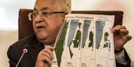 Palestijnse president Abbas knipt alle banden met Israël en VS door