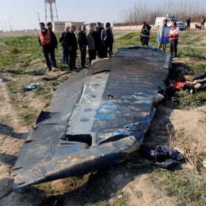 Oekraïne zegt dat Iran meteen waarheid kende over vliegtuigcrash Teheran
