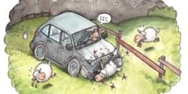 Slaperigheid is 'onderschat gevaar' in het verkeer