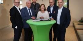 CM Limburg bouwt nieuw hoofdkantoor met brasserie