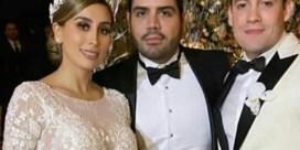 Extravagant huwelijk: dochter van drugsbaas 'El Chapo' getrouwd in prominente kathedraal