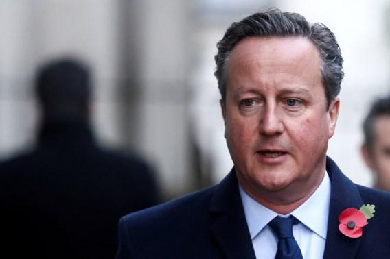 Lijfwacht David Cameron vergeet geladen pistool en paspoort voormalige premier in vliegtuigtoilet