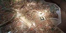 Maquette van Rome weer pronkstuk
