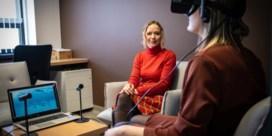 'VR-bril kan helpen om patiënten van angst of fobie af te helpen'
