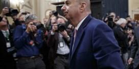 Donald Trump ontslaat twee kroongetuigen uit impeachmentproces